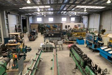 Complete Roll Forming Plant with Cassettes & Press Tools