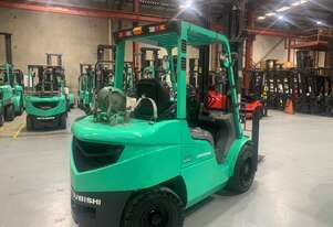Good Condition 2017 Mitsubishi FG30N For Hire - 95800