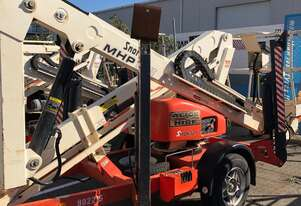 2nd Hand MHP13AT Trailer Mounted Boom Lift
