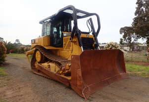 Caterpillar D6R-2 Std Tracked-Dozer Dozer