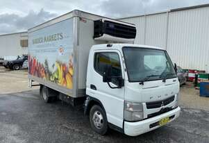 Fuso Canter 515 4x2 Refrigerated Truck