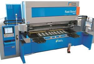 Automatic Panel Bender - High Accuracy High Speed Low Running Costs with servo-electric bending