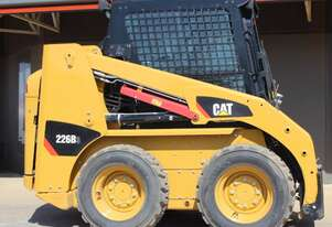 Caterpillar 226B Wheeled For Hire
