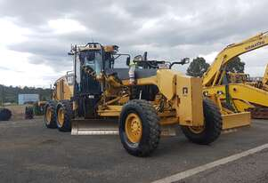 CATERPILLAR 12M GRADER WITH TRIMBLE/TOPCON CAPABILITIES for Hire