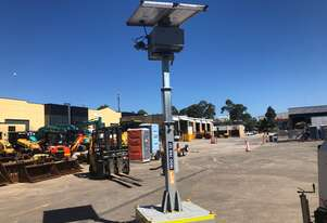 2019 Generators Australia GASl5 Solar Street Lighting Tower For Sale