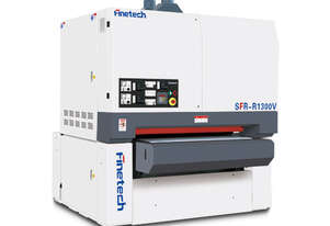 Planer Sander Twin Head . 1300mm. Outstanding value from FINETECH
