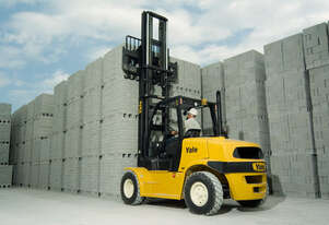 Heavy Duty 7T Counterbalance Forklift