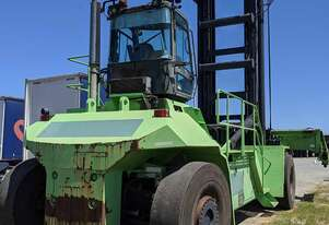 Used 40T Hyster Laden Container Handler