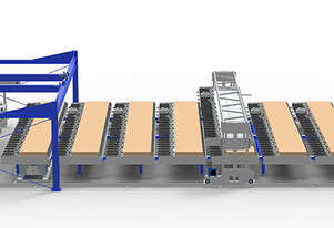 MPB Engineering Automatic Laminating Line