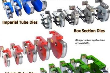 Baileigh Industrial Tube & Pipe Bending Tooling Up to 30% Off - Some Shop Soiled - Aust Post