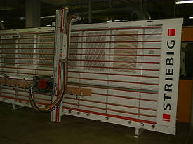 STRIEBIG STANDARD II TRK2 Vertical Panel saw - picture6' - Click to enlarge