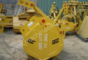 Clamshell Bucket 20 Ton SEC Quickhitch NEW