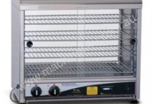 Pie Warmer -Roband PW100G- Glass Doors Both Sides