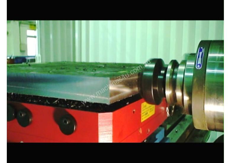 Magnetic Rotary Tables - 5 sided machining