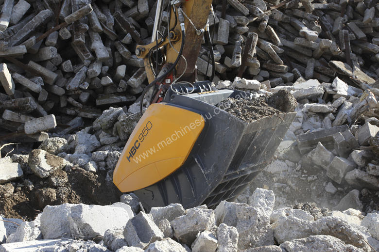 HARTL HBC 950 CRUSHER BUCKET