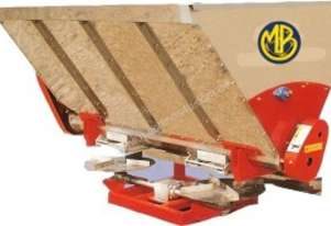 Mirco Brothers IODD Series Mulch Spreader