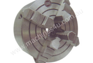 High Quality 4 Jaw Lathe Chuck - 125mm