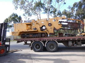 116hp side shift trencher, 12ton , street pads , - picture0' - Click to enlarge