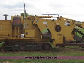 116hp side shift trencher, 12ton , street pads , - picture1' - Click to enlarge