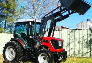 WHM 83HP 4WD Tractor with Front End Loader