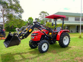 WHM 38HP 4WD Tractor with Front End Loader - picture2' - Click to enlarge