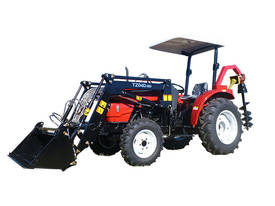 WHM 38HP 4WD Tractor with Front End Loader - picture3' - Click to enlarge