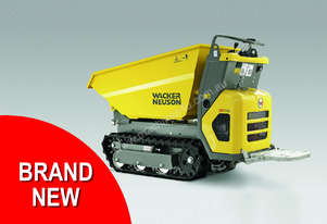 NEW - WACKER NEUSON DT05D MINI TRACKED DUMPER