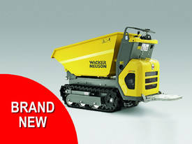 NEW - WACKER NEUSON DT05D MINI TRACKED DUMPER - picture0' - Click to enlarge