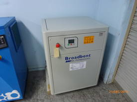 Broadbent GS90 CVFSL 100% Oil Free Compressor - picture0' - Click to enlarge