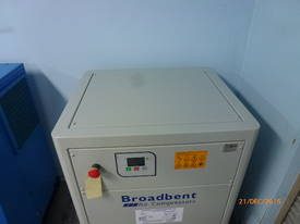 Broadbent GS90 CVFSL 100% Oil Free Compressor - picture2' - Click to enlarge