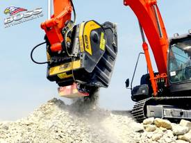 MB-BF60 8t+ EXCAVATOR CRUSHER BUCKETS