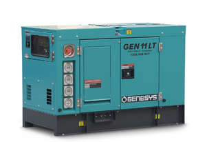 Diesel Generator 11KVA 415V  3 Phase - 2 Years Warranty