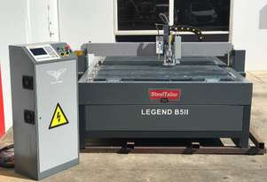 STEELTAILOR CNC PLASMA - NEW STOCK - Engraving Function Included