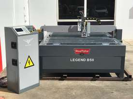 STEELTAILOR CNC PLASMA - NEW STOCK - Engraving Function Included - picture0' - Click to enlarge