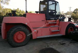 HIRE or SALE - 25 T H250-1200 SMV-Linde & side shifting fork pos.