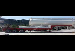 2014 ULTIMATE TRAILERS DDEXT 900MM DECK WITH RAMPS