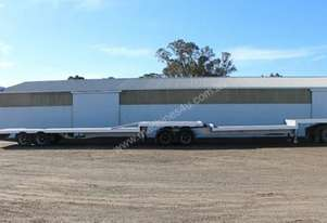 1998 FREIGHTER B DOUBLE COMBINATION Drop Deck