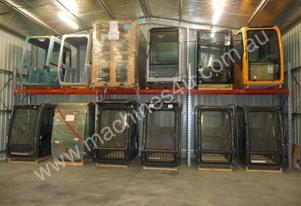 Or  EXCAVATOR CABINS FOR SALE