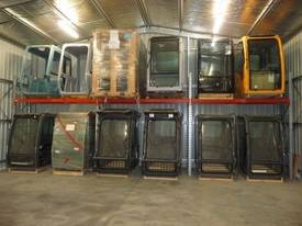 EXCAVATOR CABINS FOR SALE - picture0' - Click to enlarge