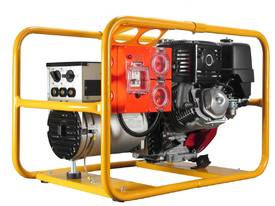 PWH180AC14000 � 5,600W GENERATOR WITH WS4G