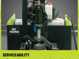 Clark WP30 Electric Pallet Truck ** 1360kg Load Capacity ** - picture4' - Click to enlarge