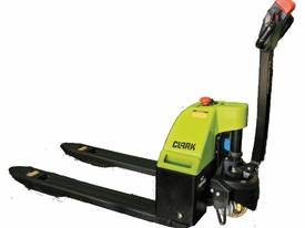 Clark WP30 Electric Pallet Truck ** 1360kg Load Capacity ** - picture0' - Click to enlarge