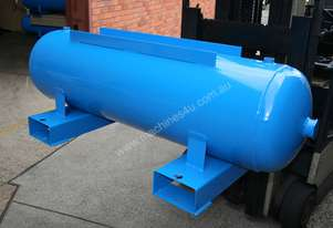 220 LITRE HORIZONTAL AIR RECEIVER (PRIMED PAINTED)