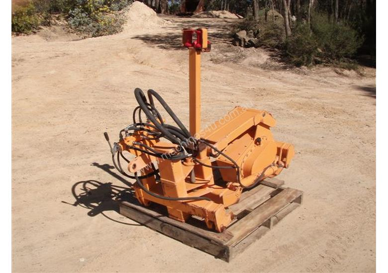 Vibro Plough Trencher Cable Layer