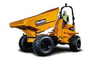 Thwaites 9T Powerswivel Powershift