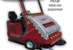 Powersweep PS140 - HIGH DUMP SWEEPER