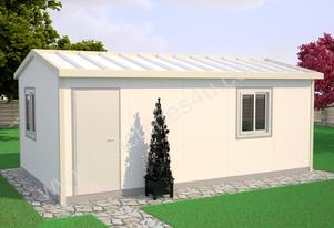 Flat Pack Site Office Accomodation Fully Insulated