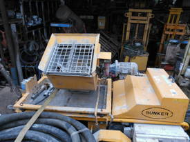 bunker grout / render pump , diesel / electric , 1 LEFT IN STOCK - picture3' - Click to enlarge