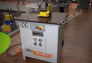 TRIMMER TOP & BOTTOM MACHINE WITH Air Tools LIFT OF TOP TRIM UNIT RF-99N CEHISA