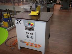 TRIMMER TOP & BOTTOM MACHINE WITH Air Tools LIFT OF TOP TRIM UNIT RF-99N CEHISA - picture0' - Click to enlarge
